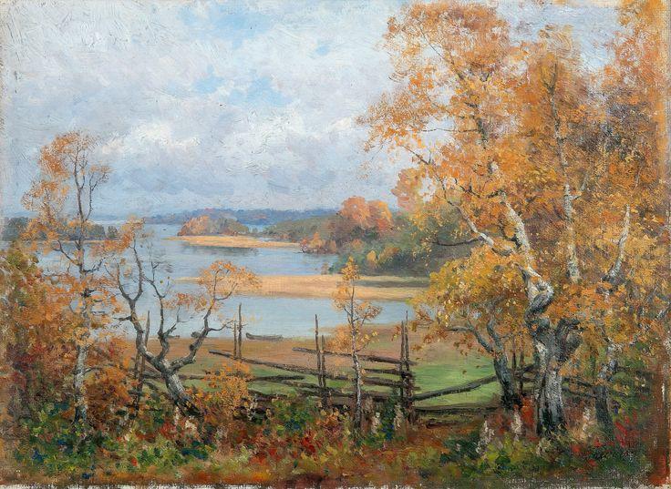 Autumn - Ellen Favorin | Eva's blog