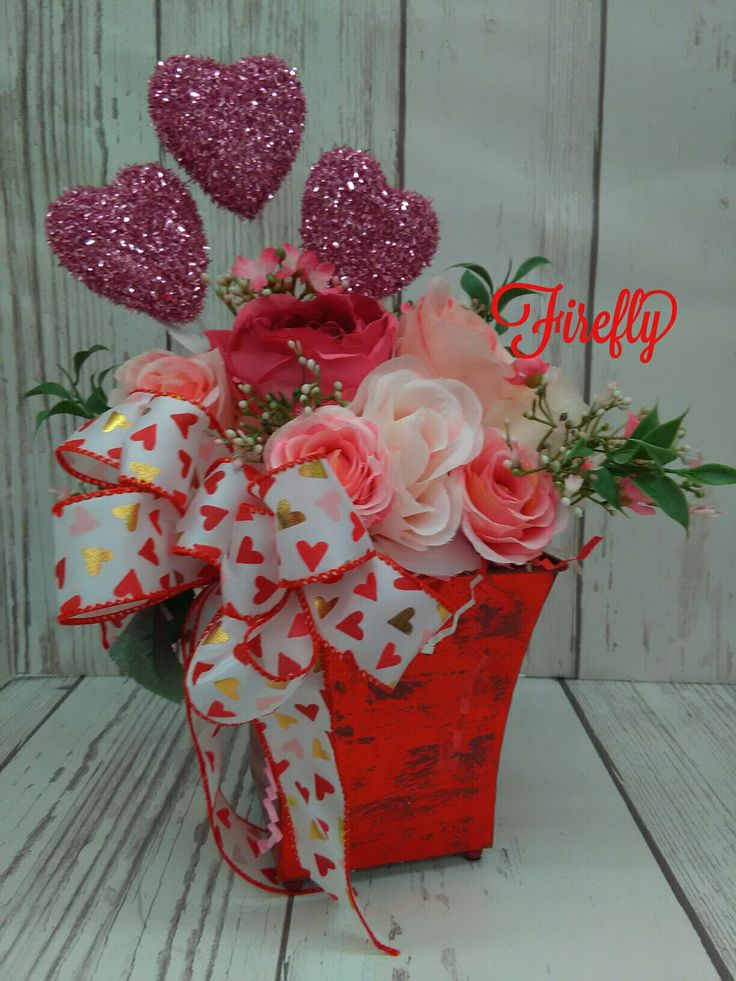 Valentine floral.. by Firefly