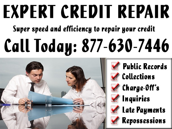 how to clean up credit report