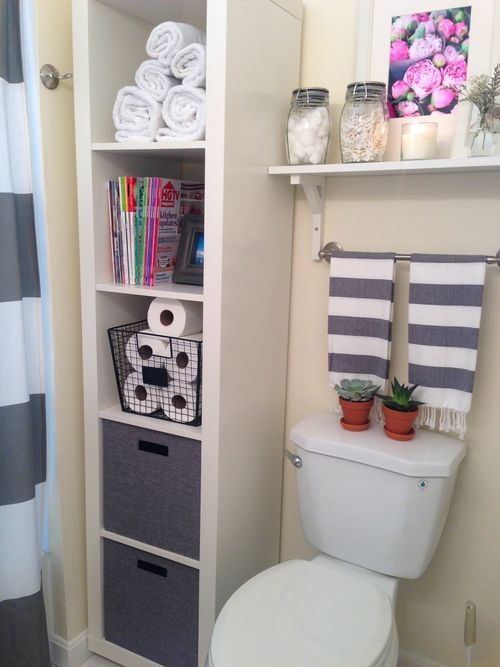 bathroom organizers small bathrooms | tiny bathroom organization hacks