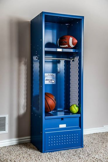 Best Sports Lockers For Sale Images On Pinterest Sports - Sports locker for kids room