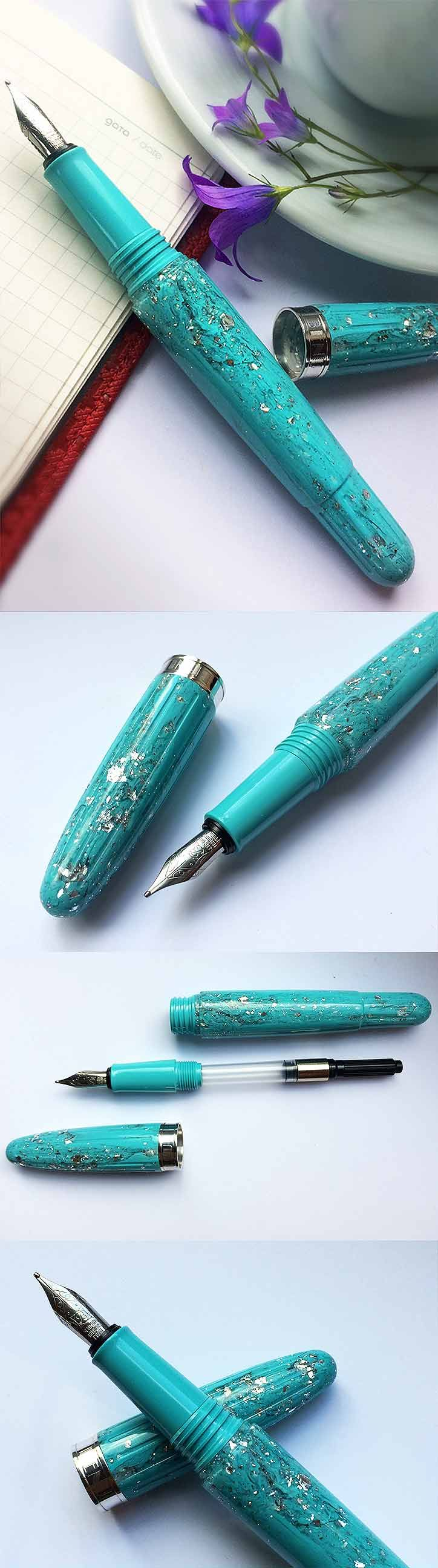 Mint Ice Fountain Pen, Essence collection