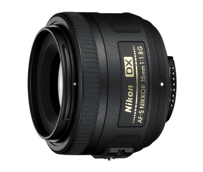 Nikon AF-S DX Nikkor 35mm f/1.8G - ElectroStudio