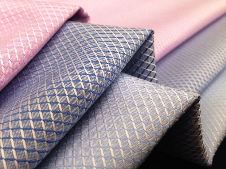 Burneside diamond twill shirting fabric