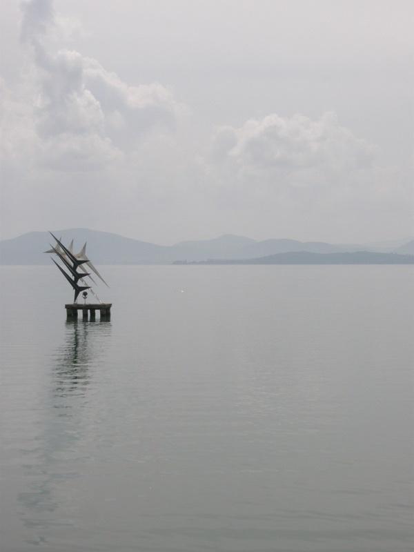 Passignano am Lago Trasimeno