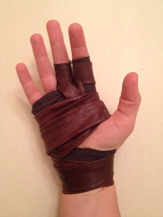 Lara Croft Tomb Raider Archery Glove / Wrap by AnotherLittleShop