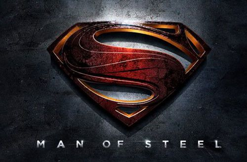 New Superman logo revealed for 'Man Of Steel'Film, Superman Logo, Steel Logo, Trailers, Henry Cavill, Steel 2013, Movie, Man Of Steel, Manofsteel