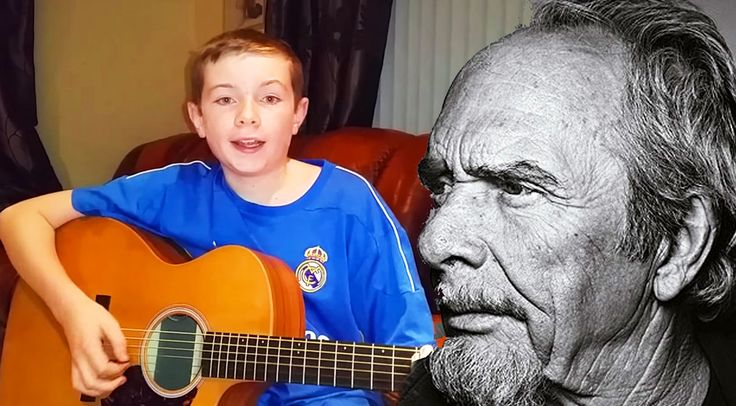 "Merle haggard Songs - Young Musical Prodigy Covers Merle Haggard's ""The Fugitive"" 