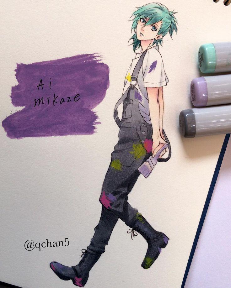 Uta no Prince Sama ♪♫•*¨*•.¸¸❤¸¸.•*¨*•♫ #Otome #Anime #Game Ai