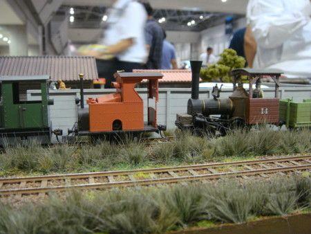 第11回国際鉄道模型コンベンション(JAM2010)の個人的レポート(その3・NGJブース・レイアウト編) - 軽便鉄模アンテナ雑記帳