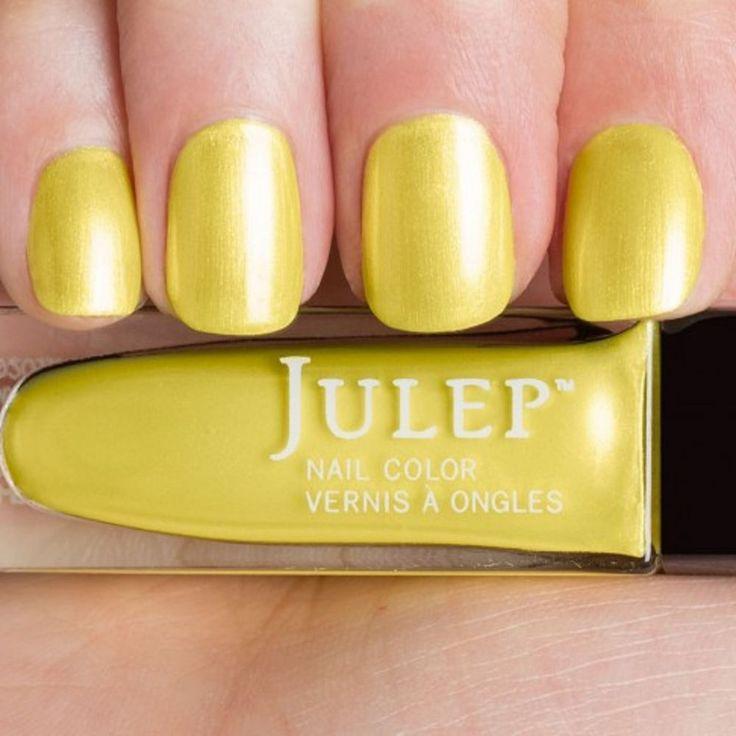 Julep SUNNY Nail Color Treat Polish .27 fl oz, NWOB #Julep