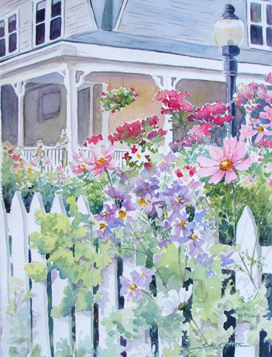 41 Best Images About Watercolor Doors And Windows On