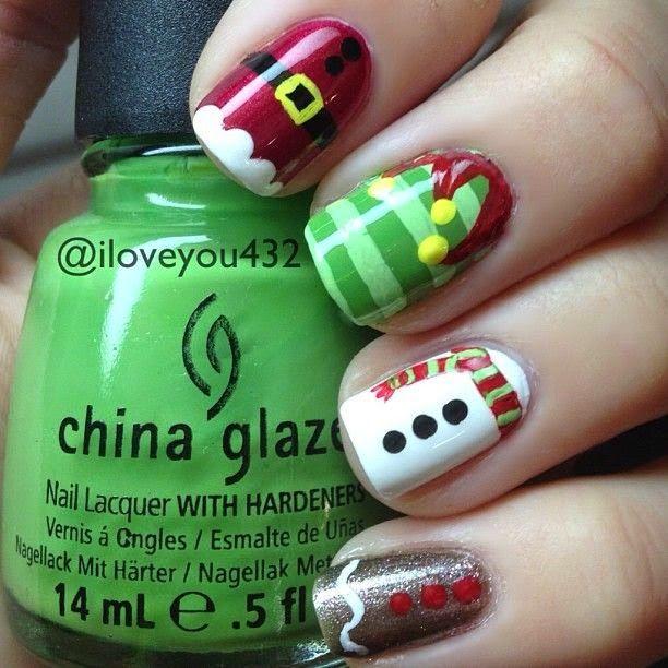 Mejores 88 imágenes de Nails en Pinterest | Diseño de uñas, La uña y ...