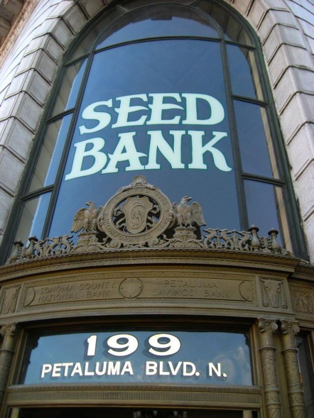 A Bank for Rare Seeds in Petaluma: Gardenista