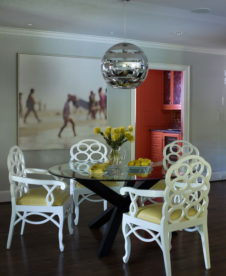 Portfolio | Lindsey Coral Harper | Beautiful dining rooms ...