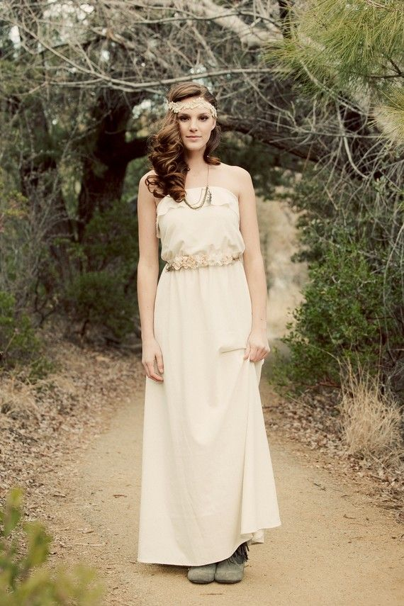 51 best images about Eco Wedding Dresses on Pinterest | Wedding ...