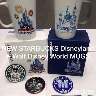 """PLEASE WATCH THIS VIDEO FOR A GREAT """"STARBUCKS DISNEY PACKAGE DEAL"""" --- GO TO MY PAGE ON """"INSTAGRAM"""" at """"DisneyHQSelects33"""" For More Details ..... (Text Me at (714)728-7254) #STARBUCKS #DISNEYLAND #COFFEELOVERS #CoffeeMugs #MugLife #WaltDisneyWorld #ArtFire #IPHONE7 #IPHONE7PLUS #BaristaStyle #BaristaLife #MagicKingdom45thAnniversary"""