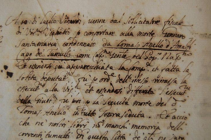 Da Vico alla Pimentel Fonseca, in mostra l'Archivio storico diocesano