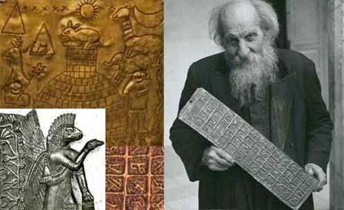 Padre Crespi e os Artefatos Dourados de Antigas Civilizações da Babilônia e Suméria.