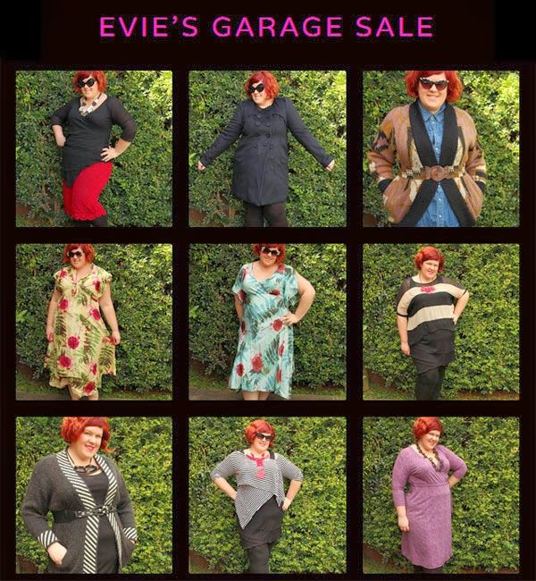 Hey look- Work it, Own it, Use it! has a shop. It's Evie's online garage sale - selling vintage, designer, thrifted and secondhand plus size fashion and accessories. Spread the word - check it out now!