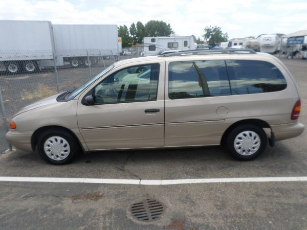 van for sale 1998 ford windstar gl in lodi stockton ca ford windstar ford ford aerostar van for sale 1998 ford windstar gl in