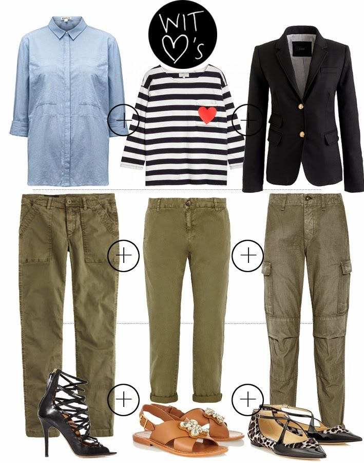 How to: cargo pants