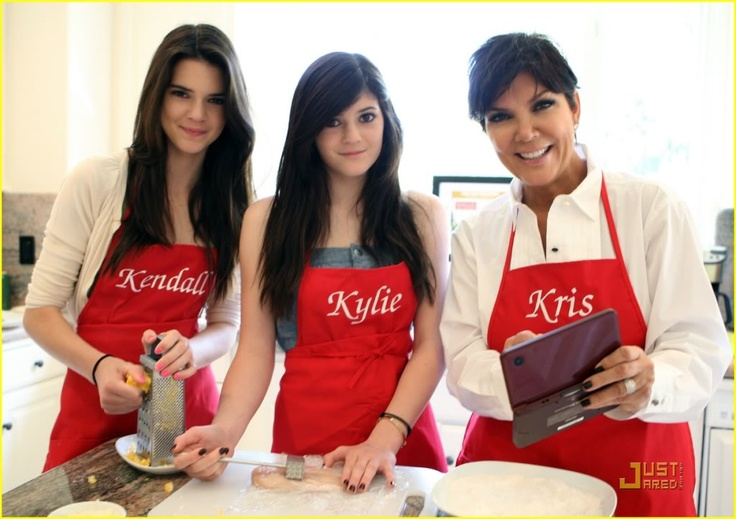 Kendall Jenner, 2010.