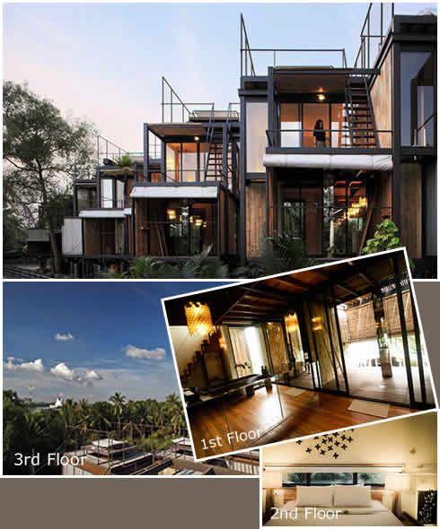 Bangkok Tree House - Tree Top Nest