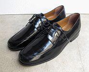 Jackson @ www.matieresarefl... #AnneThomas #Derbies #Noir #Vernis #Chaussures #Femme
