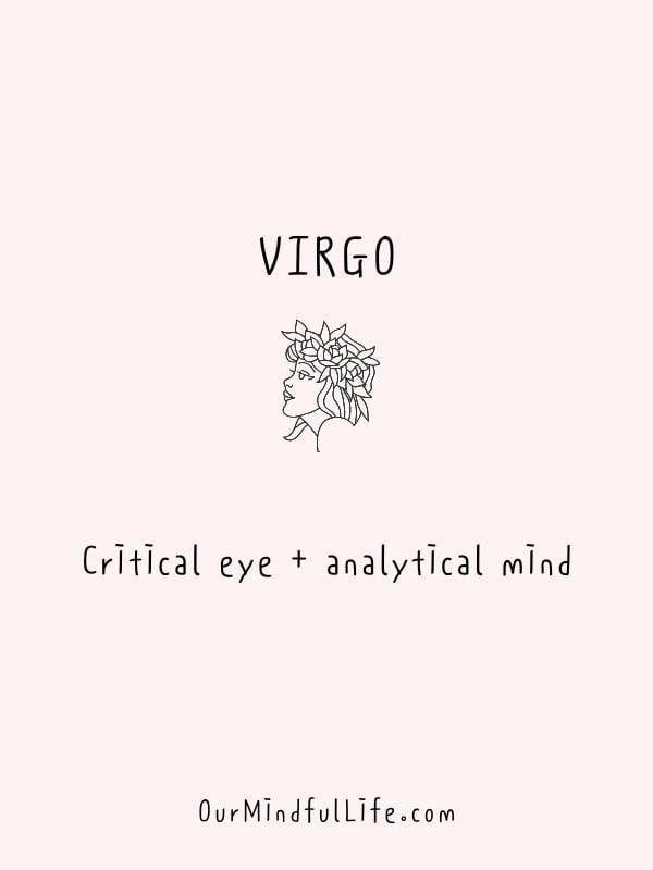 39 Relatable Virgo Quotes That Every Virgin Need To Know Funny Virgo Quotes, Sign Quotes, Virgo Horoscope, Virgo Zodiac, Virgo Personality, Virgo Traits, Virgo Girl, Virgo And Cancer, Love Astrology