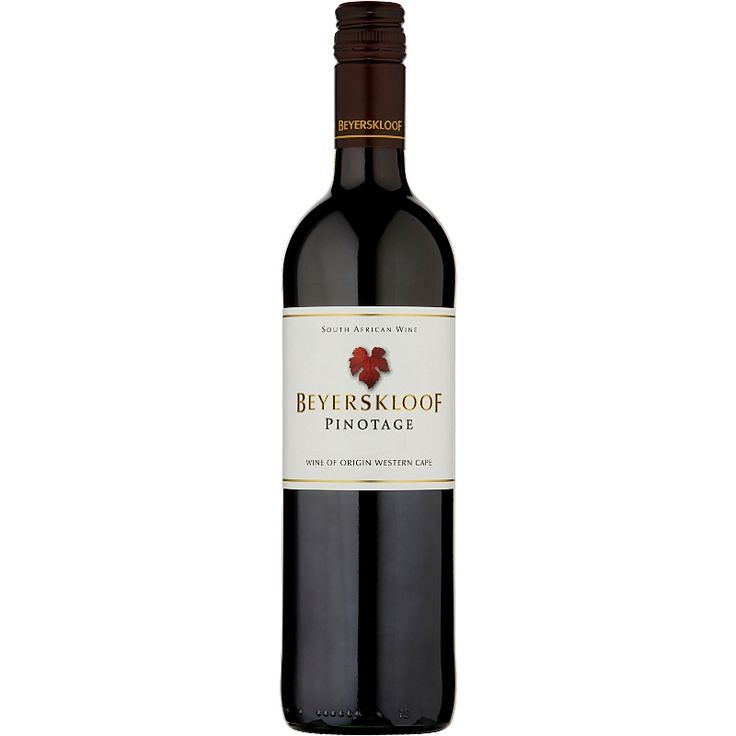 Buy Beyerskloof Pinotage 2014 from our Mix & Match range today from George at ASDA.
