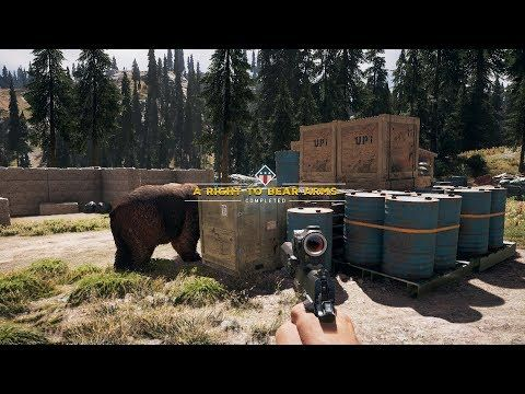 The next couple videos in our Far Cry 5 playthrough includes us trying to find Cheeseburger the bear as a Fang for Hire and liberating a radar station. Check out the videos right here!