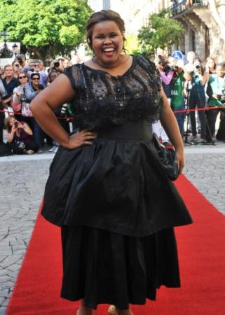 SONA 2013 Fashion   Lindiwe Mazibuko   IOL.co.za