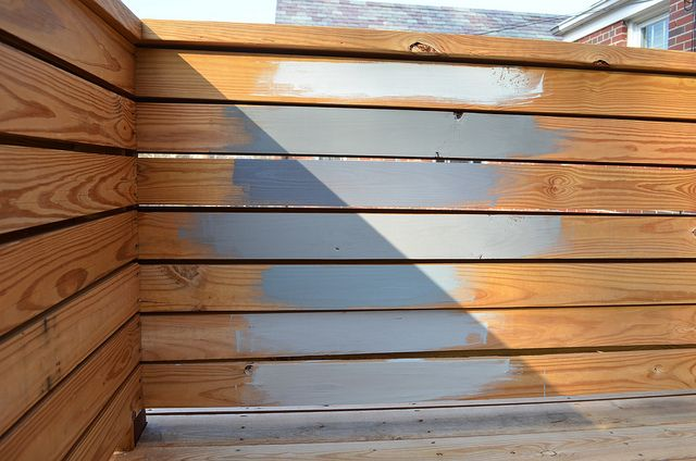Benjamin Moore Arborcoat Solid Deck Stain From Top To
