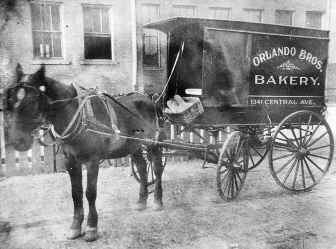 delivering bread at the helton baking The baking process has a number of intricate steps happy was introduced on the schwebel's bread package in 1932 by founder, dora schwebel.