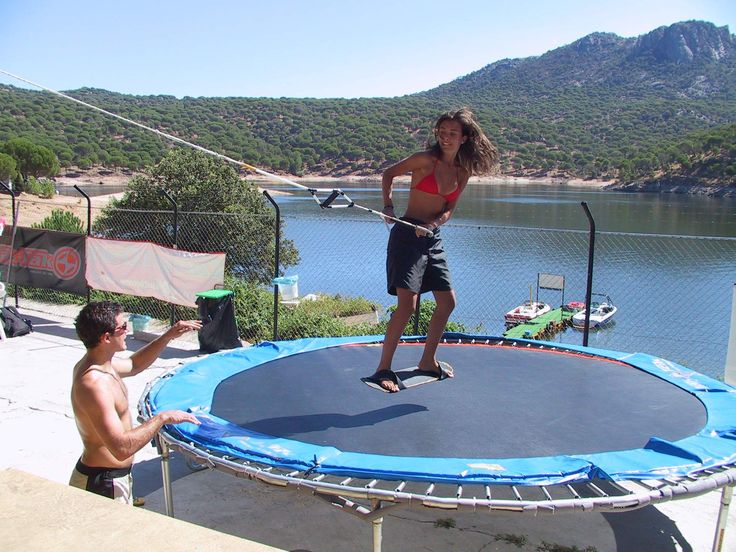 Best way to learn to do back flips and front flips on a wakeboard!