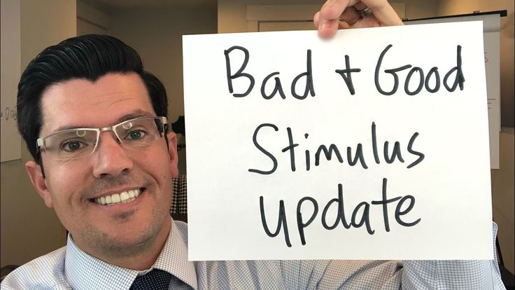 Stimulus check 2 second stimulus package update thursday