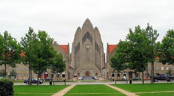 Grundtvig Church (Grundtvigs Kirke) (Copenhague) - TripAdvisor