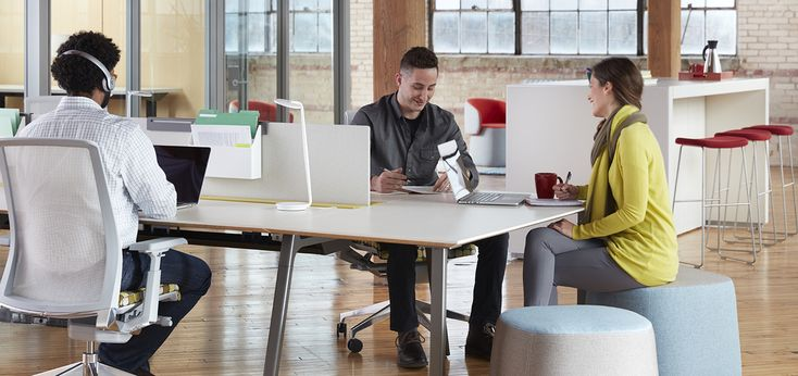 Intuity Desk System