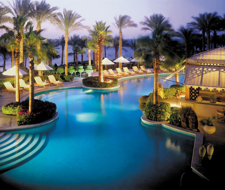 Four Seasons Sharm el Sheikh, Egypt - Waha Pool