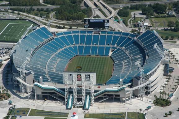Everbank Field, Jacksonville Jaguars