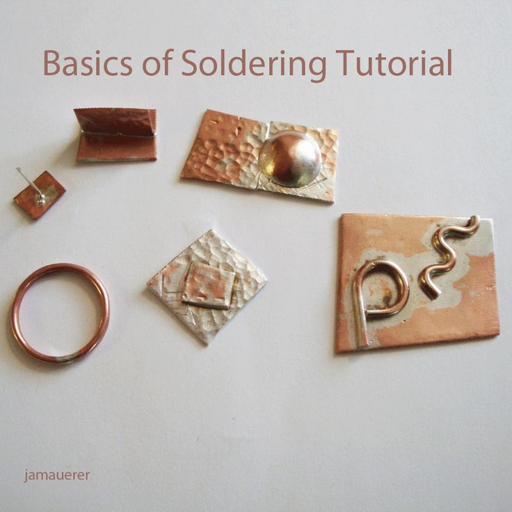 17 best images about soldering stuff on pinterest copper for How to solder copper jewelry