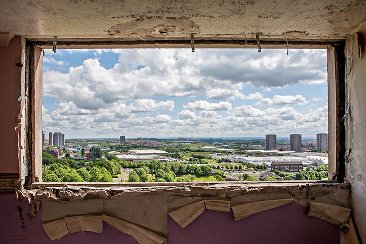 Demolition of Sightshill, Glasgow