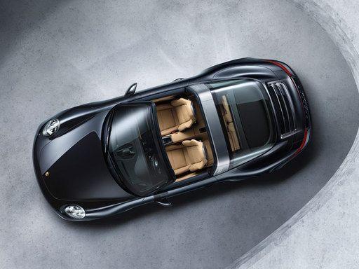 911 Targa 4S - All 911 Models - All Porsche Models - Dr. Ing. h.c. F. Porsche AG