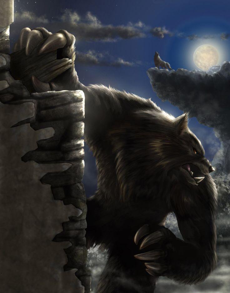 skyrim how to call werewolves