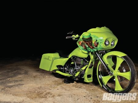 Evil Leprechaun | Evil Leprechaun - Harley Davidson & Motorcycles Background Wallpapers ...
