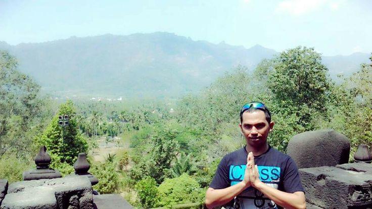 Borobudur tmple
