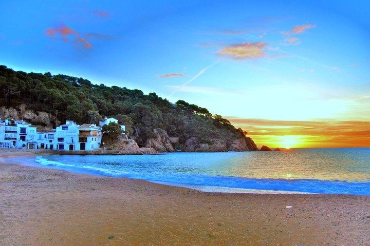 Tamariu. Costa Brava. Foto A.Torres
