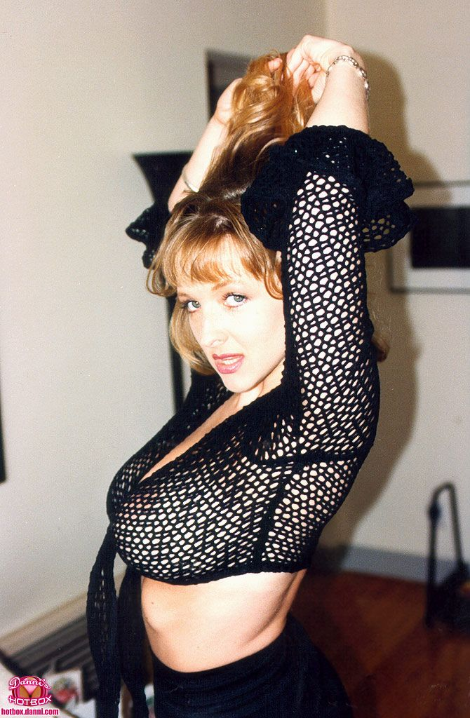 Danni Ashe Nude Photos 36