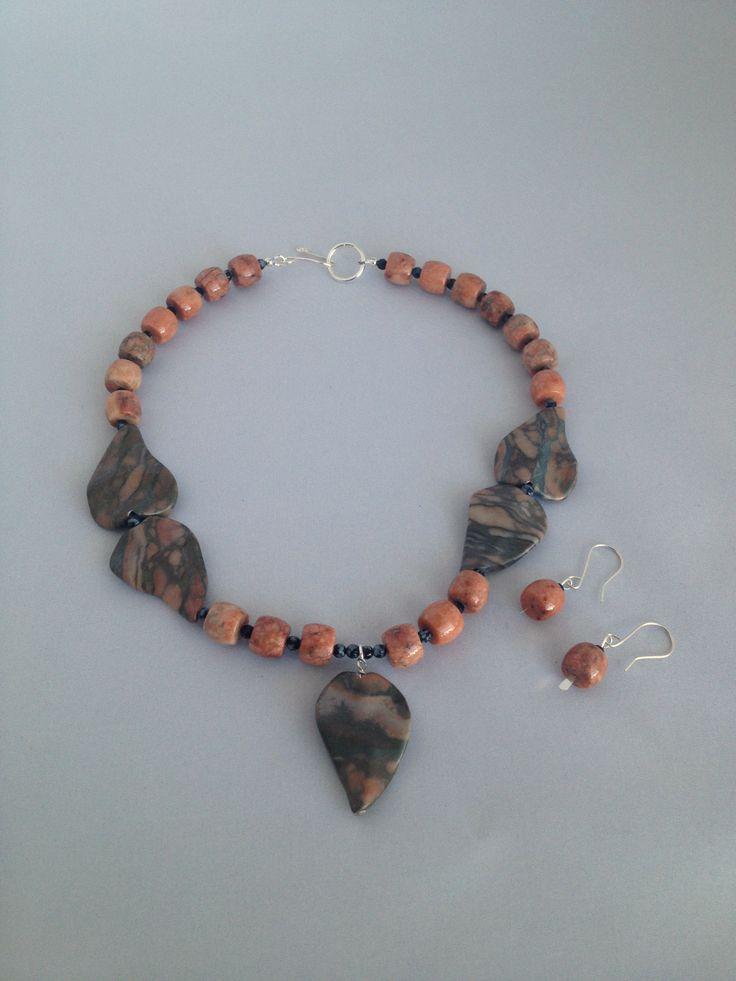 32 best Wire Wrapped Semi-Precious Stone, and polymer clay jewelry ...